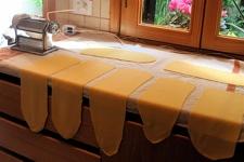 lenzuola di pasta